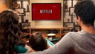 Usuarios utilizando el sistema Netflix