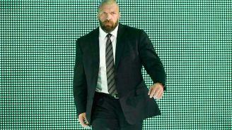 Triple H durante RAW