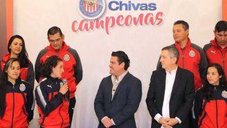 Tania Morales agradece al gobernador de Jalisco la visita