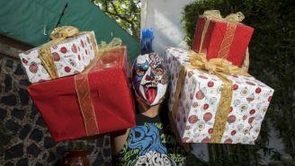 Psycho Clown, lleno de regalos para las fechas decembrinas