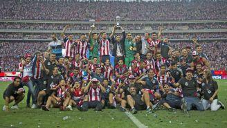 Chivas levanta el título del Clausura 2017