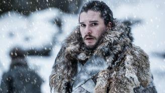 Kit Harington interpreta a Jon Snow en la séptima temporada de Game of Thrones
