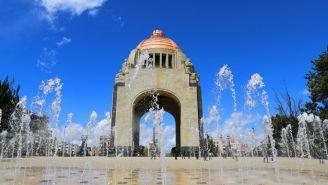 Monumento a la Revolución en la CDMX