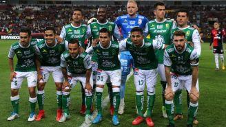 León se toma la foto oficial previo a la J1 de la Liga MX