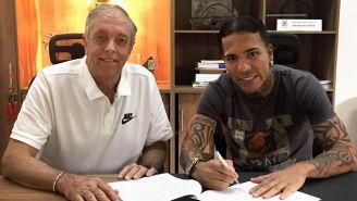 Dayro firma la extensión de contrato con los verdolagas