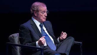 José Ramón Fernández, durante una conferencia