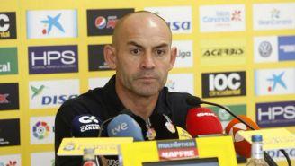 Paco Jémez en conferencia de prensa
