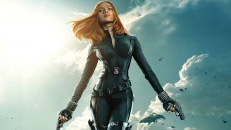 Scarlett Johanson interpreta a Black Widow