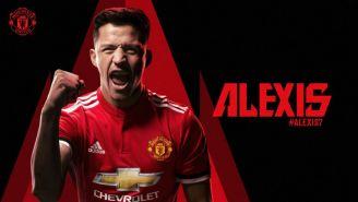 Alexis Sánchez, nuevo refuerzo de Man Utd