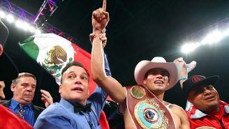 'Zurdo' Ramírez se lleva el reconocimiento del público tras ganar