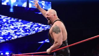 Big Show en el ring de la WWE