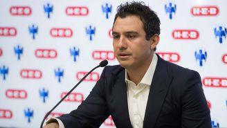 Luis Ernesto Pérez, en conferencia de prensa