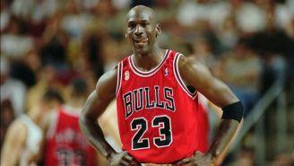 Michael Jordan, durante su etapa como jugador de Bulls