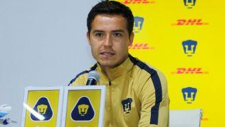 Torres, en conferencia de prensa