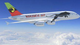 Aerolínea ofrece vuelos hacia Wakanda