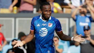 Drogba, en un juego de estrellas de la MLS