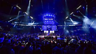Arena México durante función del 83 aniversario del CMLL