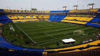 Foto panorámica del Estadio de Tigres