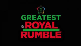 Logotipo de The Greatest Royal Rumble
