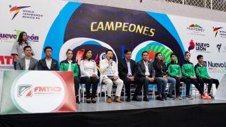 Conferencia de prensa para la presentación del torneo clasificatorio