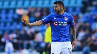 Walter Montoya ofrece disculpa en juego de Cruz Azul