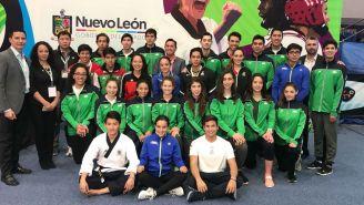 El equipo mexicano de taekwondo que irá a Centroamericanos