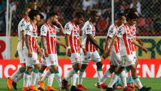 Necaxa después de la derrota frente a Santos