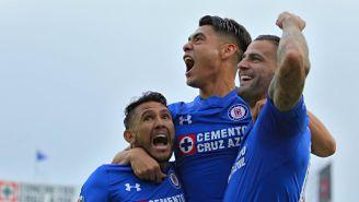 Cruz Azul festeja gran triunfo frente a Pachuca