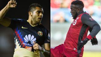 Martín celebra un gol y Altidore juega un partido