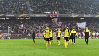 Borussia Dortmund lamenta derrota frente a Red Bull Salzburgo