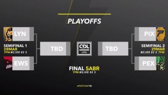 Así quedaron conformadas las Semifinales del CDL