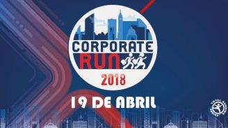 Promocional de la carrera Corporate Run
