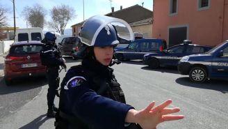 Policía de Francia da indicaciones