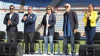 Jesús Marínez presenta el 4to Torneo Internacional Pachuca