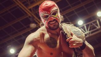 El Hijo del Fantasma retiene el título Latinoamericano