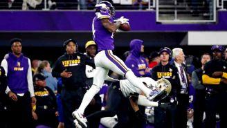 Vikings logra anotación en la recta final del juego contra Saints