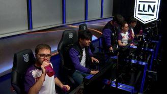 Gaming Gaming después de ganarle a Predators Esports