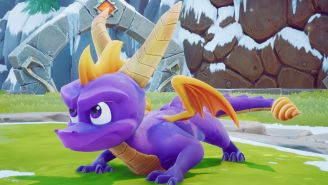Spyro está listo para revivir sus más grandes aventuras
