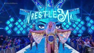 Charlotte Flair entra en WrestleMania 34