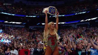 Carmella levanta el campeonato Femenino