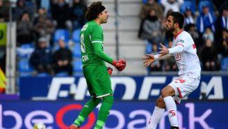 Ochoa celebra victoria frente al Gent en Bélgica