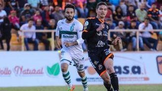 Argüelles y Zuñiga, en el juego de Vuelta entre Alebrijes y Zacatepec
