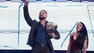 Andrade 'Cien' Almas entra en NXT