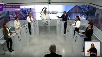 Candidatos a la jefatura de la CDMX presentan propuestas