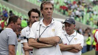 Ares de Parga, en el TSM para el juego entre Santos y Pumas