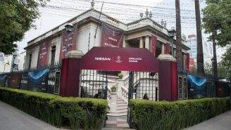 House fan fest de Nissan en la Colonia Roma Norte