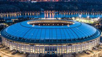 Así luce Moscú a 50 días del Mundial
