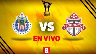 EN VIVO y EN DIRECTO: Chivas vs Toronto