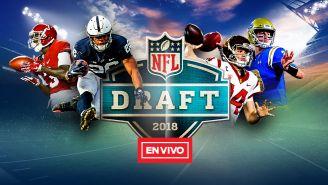 EN VIVO y EN DIRECTO: NFL Draft 2018