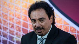 Hugo Sánchez, en entrevista
